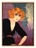 Mistinguett Giclee Print by  Areel