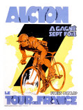 Alcyon/Tour de France Reproduction procédé giclée par  Josse