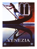 Venezia Giclee Print by Adolphe Mouron Cassandre