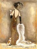 Femme Fatale III Posters par Karen Dupré