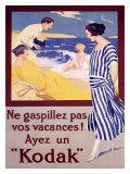 Kodak, Ne Gaspillez Pas Giclee Print by Rene Lelong