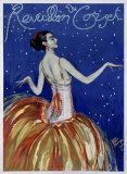 Reveillon du Coiset Giclee Print by Jean-Gabriel Domergue