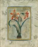 Du Jardin I Posters by  Augustine (Joseph Grassia)