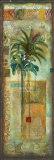 Palmiers de ville I Poster par John Douglas