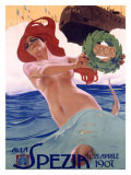 Spezia Giclee Print by Leopoldo Metlicovitz
