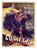 Lucifer Giclee Print by Henri Gray