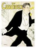 Caudieux Giclee Print by Henri de Toulouse-Lautrec