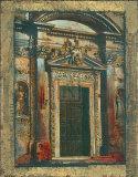 La Porta II Posters by  Augustine (Joseph Grassia)