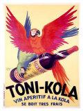 Toni-Kola Gicléetryck av  Robys (Robert Wolff)