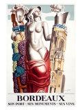 Bordeaux Giclee Print by Jean Dupas