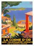 La Corne d&#39;Or Giclee Print