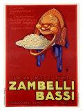 Zambelli-Bassi Giclee Print by Achille Luciano Mauzan