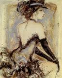 Ma Belle Dame IV Affiches par Karen Dupré