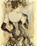 My Fair Lady II Prints by Karen Dupré