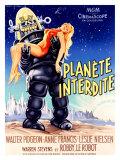 Planète interdite Impression giclée par Roger Soubie