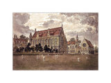 Clifton College Print by  Charles Bird