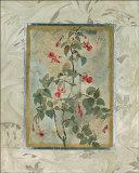 Du Jardin IV Prints by  Augustine (Joseph Grassia)