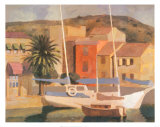 Antibes Art by William Buffett