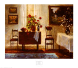 Awaiting a Guest Prints by Barbara Applegate