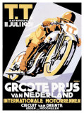 T.T., Groote Priis Giclee Print by  Devries