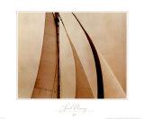 Promenade en voilierII Affiches par Alan Klug