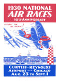 National Air Races, c.1930 Giclee Print
