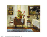 Awaiting a Guest Print by Barbara Applegate