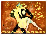 Carnaval &#224; Marmorhaus Reproduction proc&#233;d&#233; gicl&#233;e