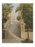 La Fontaine de Fleur Art by Giulio Romano