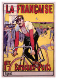 La Francaise Giclee Print by  Marodon