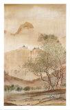 Land of the Pagoda II Lámina por Robert Holman