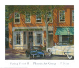 Spring Street II Prints by P. Moss