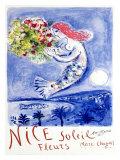Nice, Soleil Giclee Print