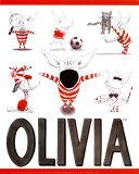 Ian Falconer - Olivia, Busy Little Piggy - Poster