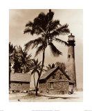 Key West Lighthouse, Florida, Art Print