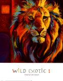 Wild Exotic I Affiches par John Douglas