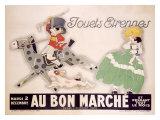 Au Bon Marche Giclee Print