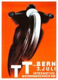 T.T. de Berna, ca. 1938 Lámina giclée por Ernst Ruprecht