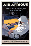 Air Afrique Posters