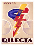 Cycles Dilecta Giclee Print by G. Favre