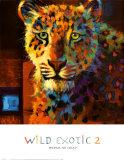 Wild Exotic II Print by John Douglas