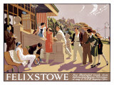 Fekixstowe Giclee Print by  Lambart