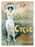 Exposition du Cycle, c.1899 Giclee Print by PAL (Jean de Paleologue)