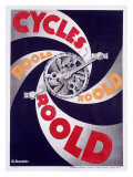Cycles Roold Giclee Print by  Dansler