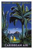 Caribbean Air Kunstdrucke