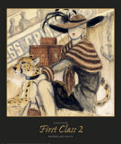 First Class II Poster par Karen Dupré