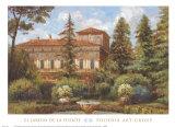 El Jardin de la Fuente Posters by Michael Longo