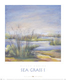 Sea Grass I Prints by Oliver Norton
