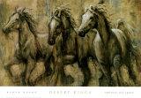 Rois du désert Affiches par Karen Dupré