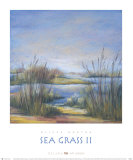 Sea Grass II Poster by Oliver Norton